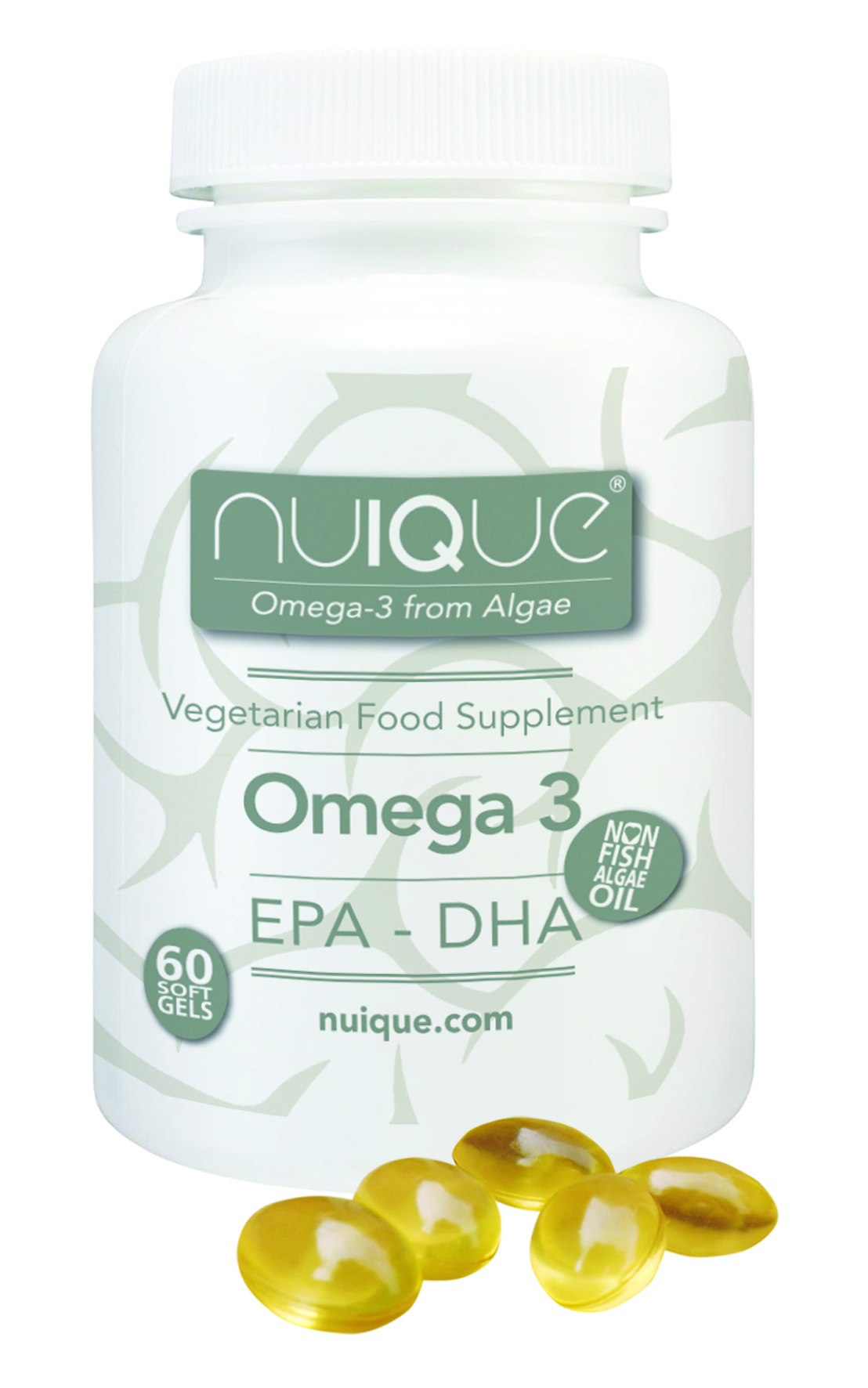 Nuique - Omega 3 (60 caps)